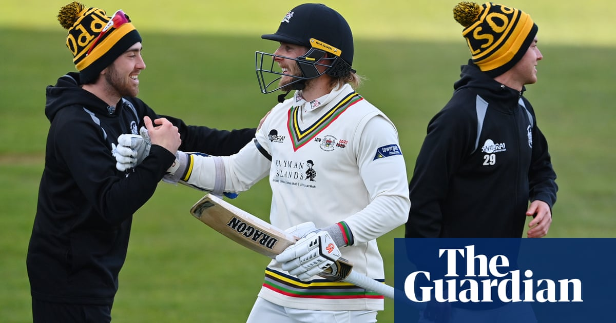 County cricket talking points: chilly start for the revamped championship