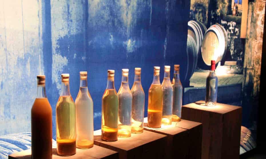 Bottles at Hine