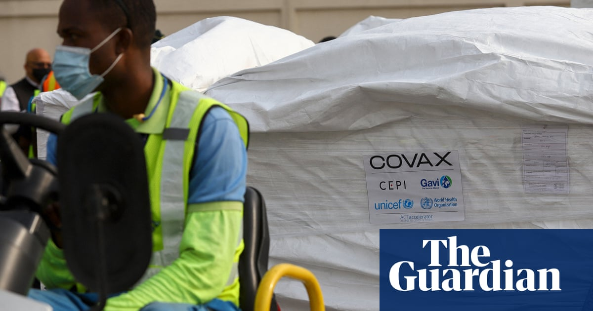 Covax delivers first Covid vaccines in 'momentous occasion'