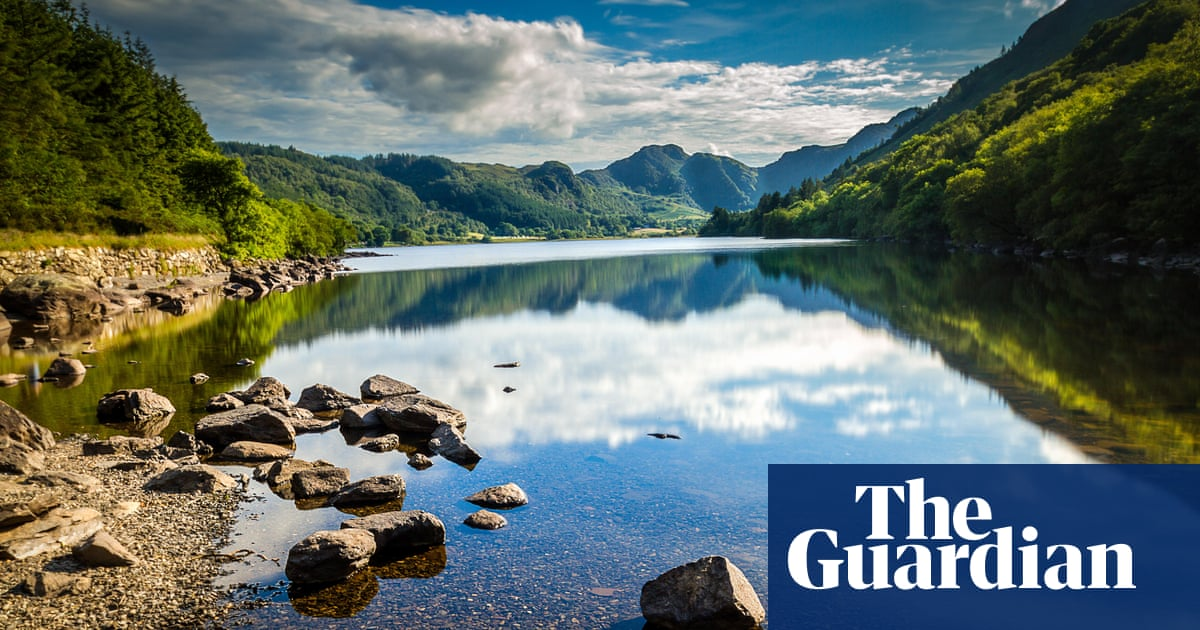Slow down in Snowdonia: a laid-back way to see north Wales