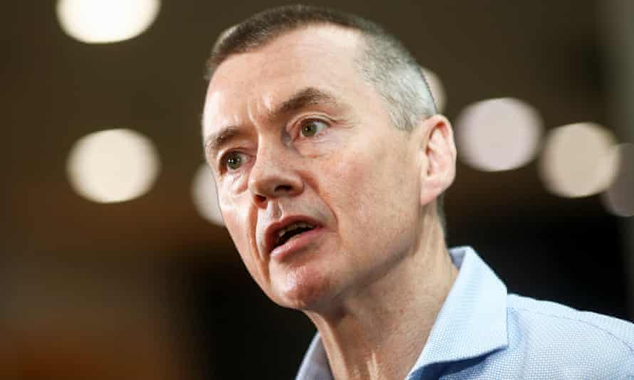Willie Walsh, chief executive of BA parent IAG