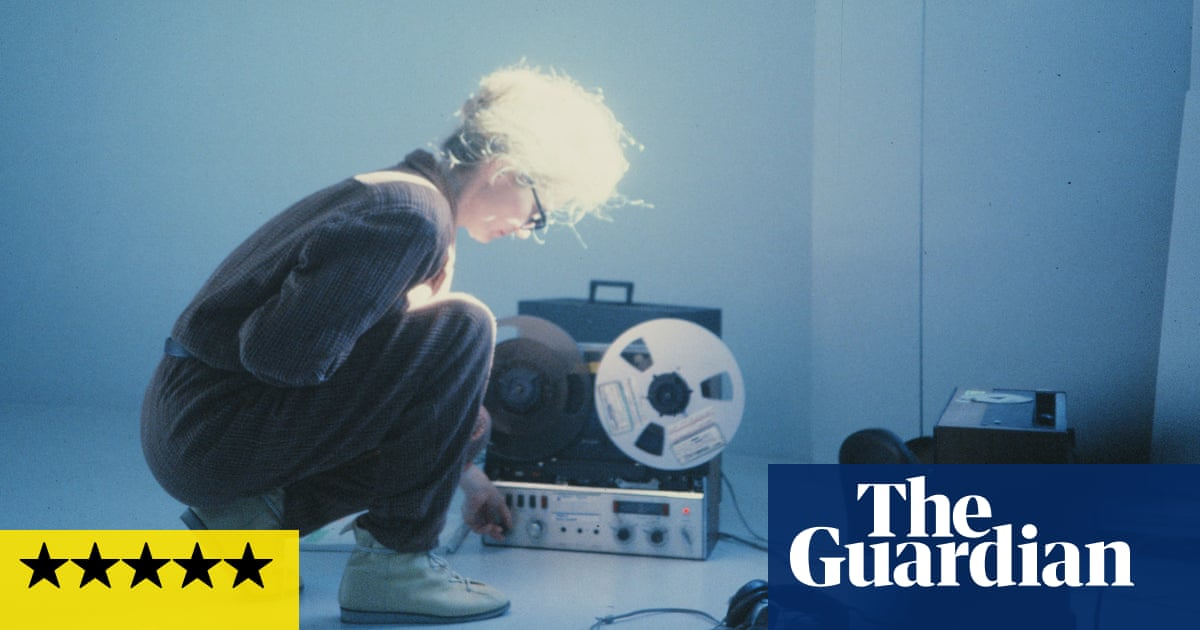 Sisters With Transistors review – an electrifying study of musical heroines