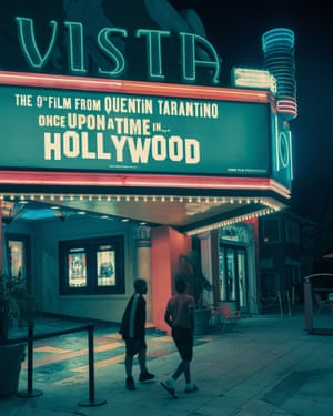 The Vista  in Los Angeles by photographer Franck Bohbot.