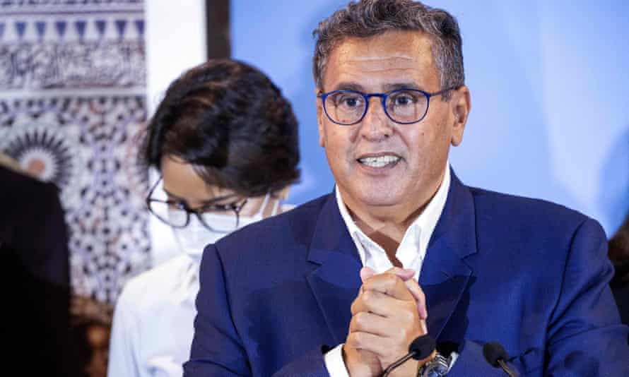Businessman Aziz Akhannouch's RNI party won 102 of parliament's 395 seats. He is is worth $2bn, according to Forbes magazine.