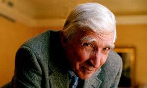 The late John Updike in 2004.