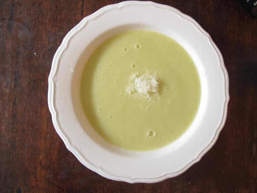 Nigel Slater's soup.