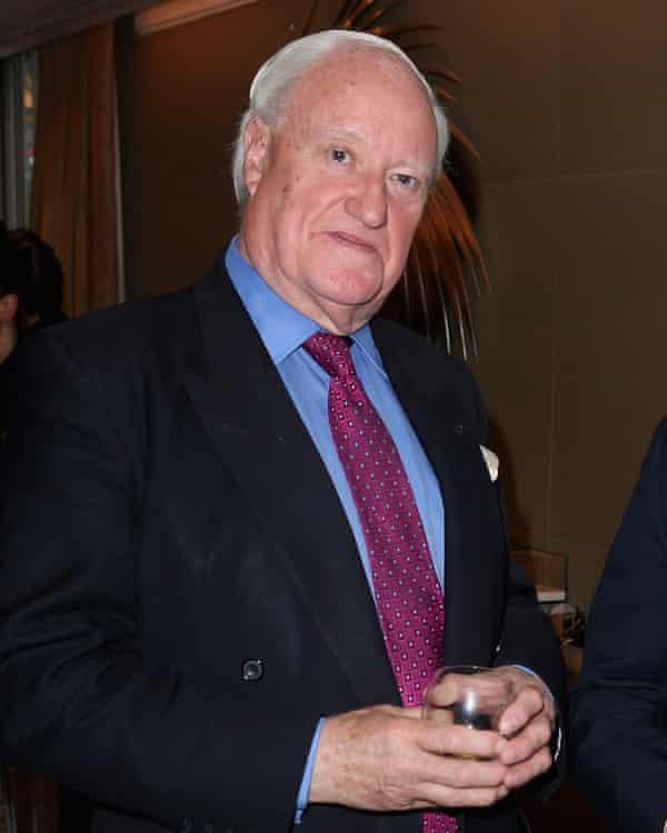 Michael Wynne-Parker in May 2014