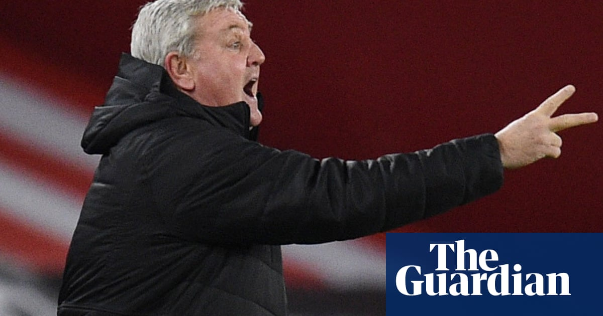 Gloves are off: Steve Bruce lets rip at Newcastle players amid tactics rift
