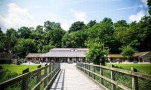 Cavendish Pavilion, Bolton Abbey.