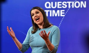 Jo Swinson's appearance last week on the BBC's Question Time leaders' event was seen as a low point in her campaign.