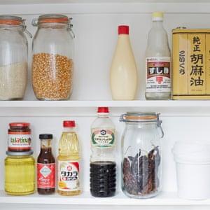 store cupboard staples