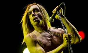 Iggy Pop … 'I was feeling challenged to prove my value'