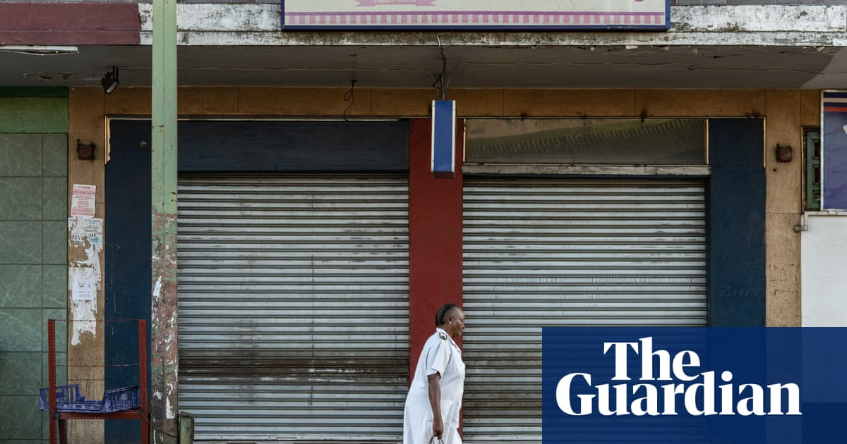 'We were never a priority': Zimbabwe Covid 'hotspots' face strict lockdown
