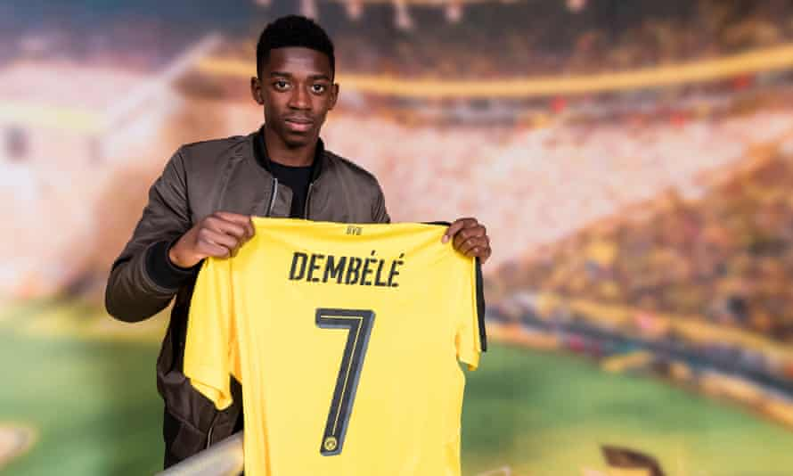 Ousmane Dembélé joined Borussia Dortmund from Rennes in May 2016 and has made an excellent start to life in the Bundesliga