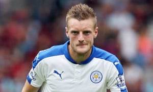 Jamie Vardy has been fined by Leicester City over the incident and has been informed he has breached the FA's code of conduct for England players