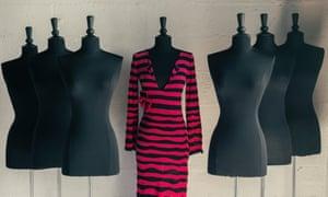 Dress by Julie de Libran Julie/Sonia Rykiel.