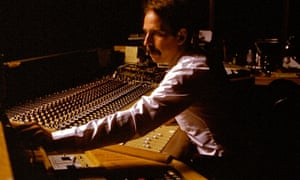 Walter Murch mixing Apocalypse Now.