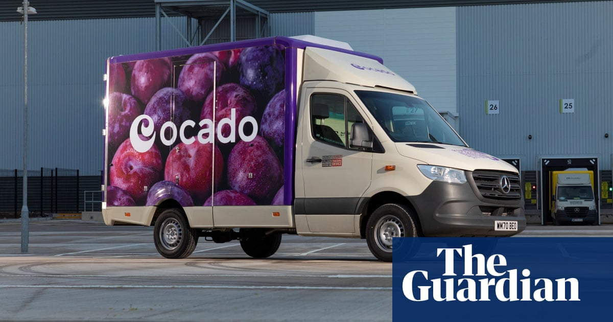 Ocado co-founder settles with firm over information theft claim