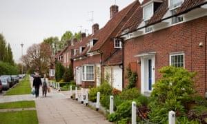 Houses in Welwyn Garden City