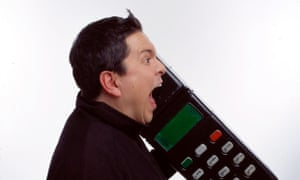 Dom Joly in Trigger Happy TV.