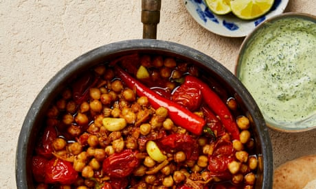 Yotam Ottolenghi's chickpea recipes