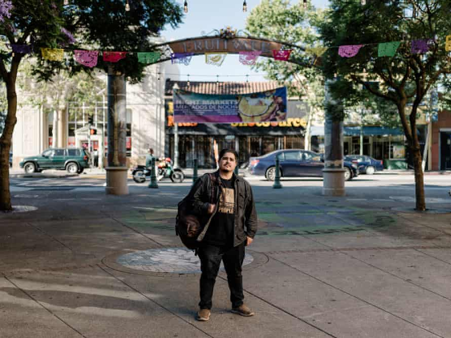 """""""Oakland is the new ground zero in terms of the housing affordability crisis,"""" said Camilo Sol Zamora, of Causa Justa, a local tenants' rights group."""