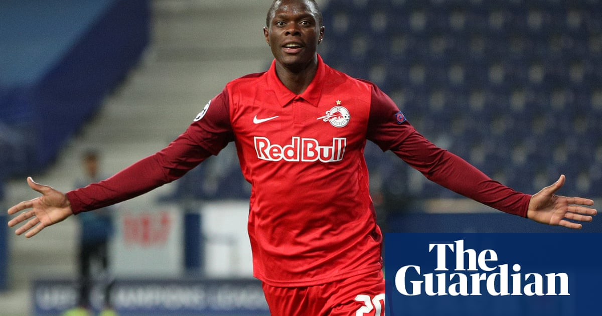 Patson Daka on verge of 'dream' £23m Leicester move from RB Salzburg