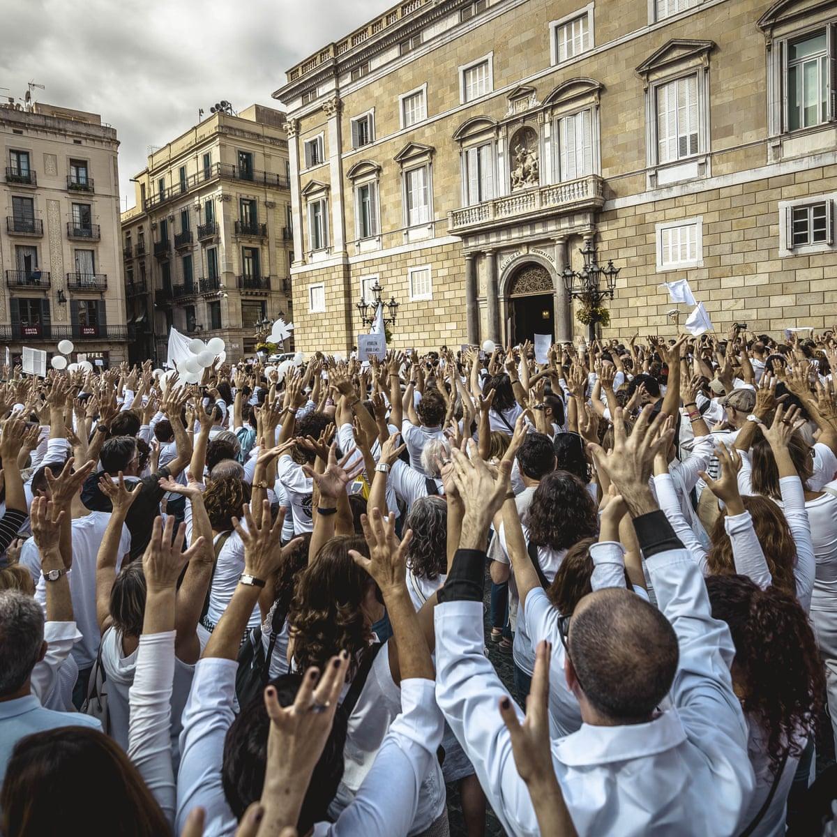 """[Ciutadans] Manifestación: """"Fuera el zorro del gallinero, Oficina Antifrau independiente"""" 4587"""