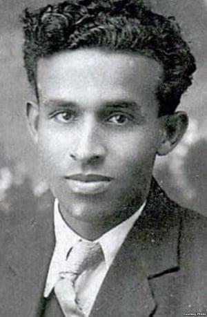 Yosif Stalin's father, Joseph Roane.