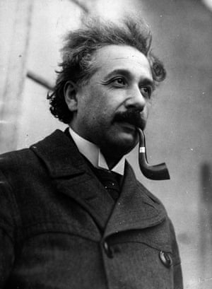 Albert Einstein worked at the Swiss patent office for seven years: 'That worldly cloister where I hatched my most beautiful ideas.'