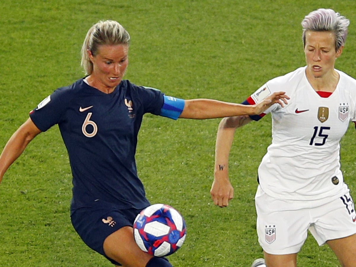 Rapinoe And Henry A Tale Of Two Leaders Defines Usa S Win Over France Women S World Cup 2019 The Guardian