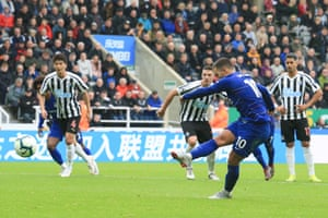 Hazard scores from the spot.