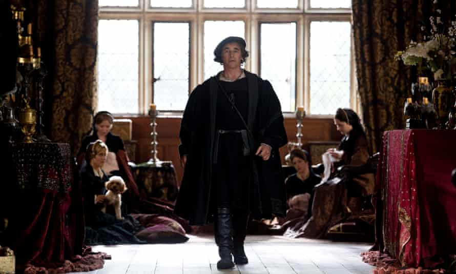 Mark Rylance in the BBC adaptation of Wolf Hall.