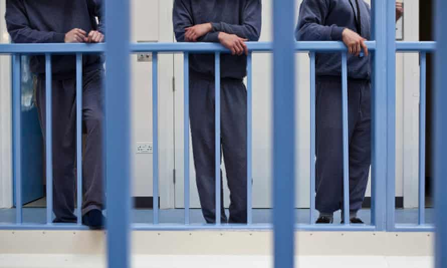 England and Wales has the highest imprisonment rate in western Europe.