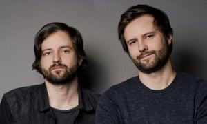 The Duffer Brothers: Matt and Ross Duffer