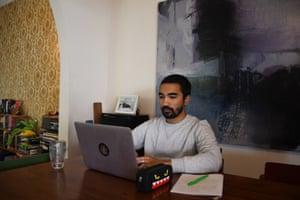 David Bogi is an international student, based in Melbourne.