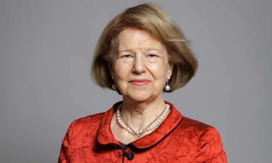 Lady Emma Nicholson of Winterbourne.