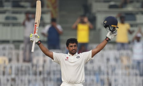 Karun Nair scores 303 in India's highest Test total as England's misery continues