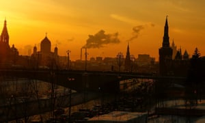 'In a kind of limbo' … Moscow.