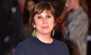 Abi Morgan at the London Film Festival's premiere of Suffragette.