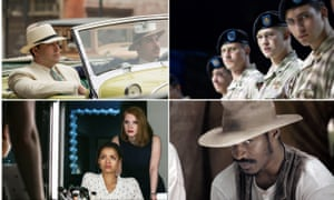 Oscars 2017: Live by Night, Long Halftime Walk, Miss Sloane and The Birth of a Nation.