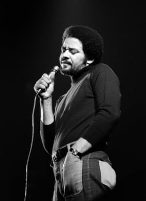 Everyman image ... Bill Withers.