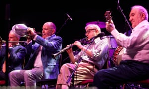 Polished and warm... Woody Allen and his New Orleans Jazz Band at the Albert Hall.
