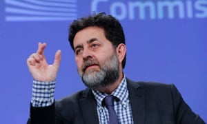 The EU's chief TTIP negotiator, Ignacio Garcia Bercero.