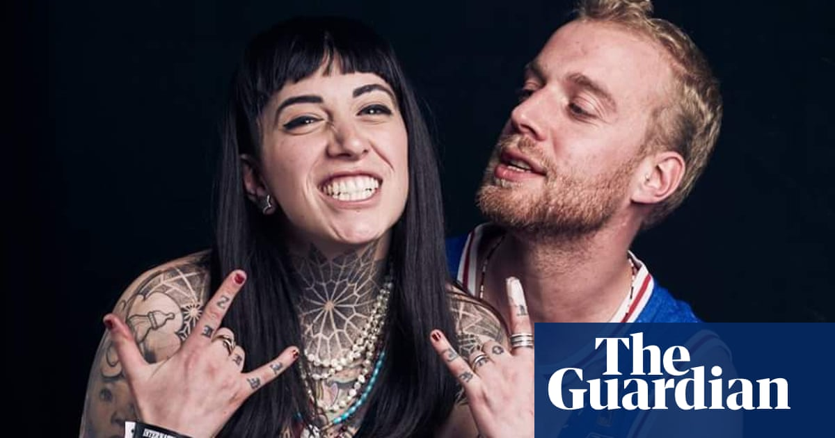 How we met: 'I fancied her but she was jabbing a needle into my ribs'
