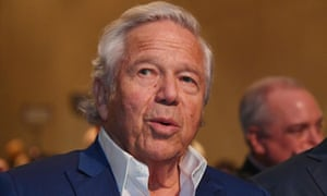 Robert Kraft faces up to a year in jail if found guilty