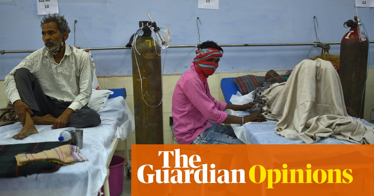 Oxygen shortages are killing thousands. Why aren't we doing more about this?