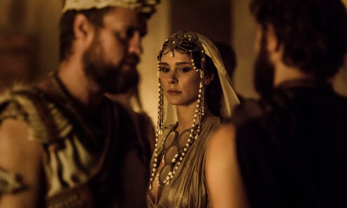 Troy: Fall of a City recap – series one, episode one: Black