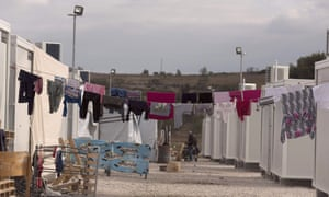Ritsona refugee camp, Ritsona, Greece