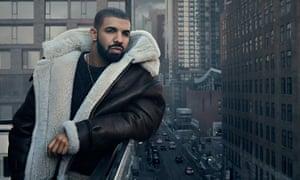 Drake Views album, digital booklet
